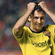 Messi 2 Poster