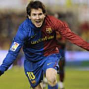 Messi 1 Poster