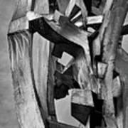 Metal Sculpture Poster