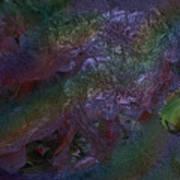 Metallic Color Poster by J P Lambert
