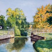 Metamora Canal Poster