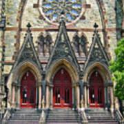 Methodist Church - Baltimore Poster