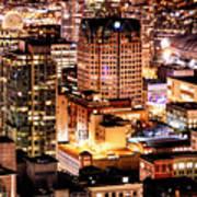 Metropolis Vancouver Mdccxv  Poster