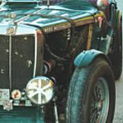 Mg-tc Racer Poster