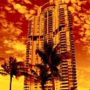 Miami South Pointe IIi Poster