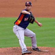 Michael Feliz Houston Astro Pitcher Poster