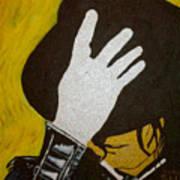 Michael Jackson Poster by Estelle BRETON-MAYA
