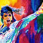 Michael Jackson Force Poster