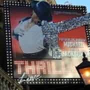 Michael Jackson Musical Poster