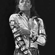 Michael Jackson - The King of Pop Poster