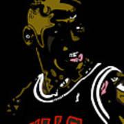 Michael Jordan Poster
