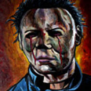 Michael Myers 2 Poster