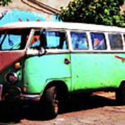 Microbus Poster
