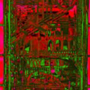 Midship Elevator Shaft  Poster
