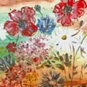 Midsummer Delight Poster