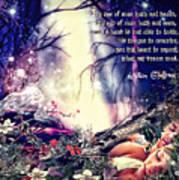 Midsummer Night Dream Poster