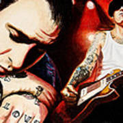 Mike Ness 'nuff Said Poster