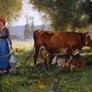 Milkmaid Poster