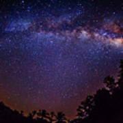 Milky Way Splendor Poster