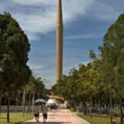 Millennium Monument Poster