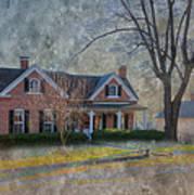 Miller-seabaugh House  Poster