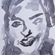 Milo Iv Poster by Khalid Alzayani