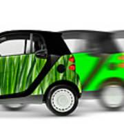 Mini Cars Poster