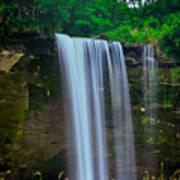Minneopa Falls Poster