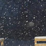Minnesota Snow Poster