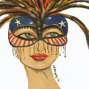 Miss America Poster