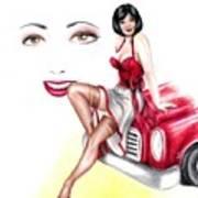 Miss Sassy Poster
