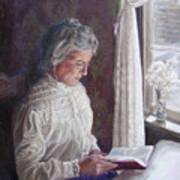 Miss Wendle-Barkerville Poster