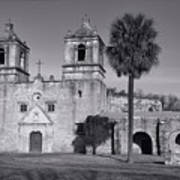 Mission Concepcion -- Bw Poster
