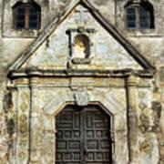 Mission Concepcion Entrance Poster