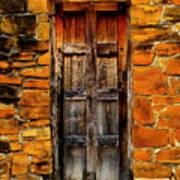 Mission Door Poster
