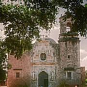 Mission San Jose In San Antonio Poster