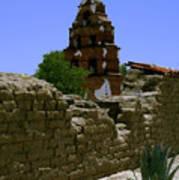 Mission San Miguel Bells 2 Poster