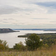 Mississippi River Lake Pepin 10 Poster