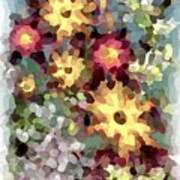 Mixed Floral Poster