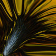 Mixed Sunflower Poster