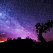 Moab Skies Poster