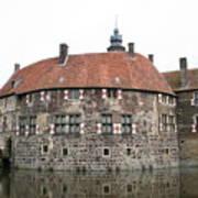 Moated Castle Vischering Poster