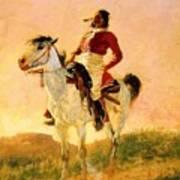 Modern Comanche 1890 Poster
