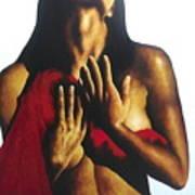 Modern Day Pieta Poster