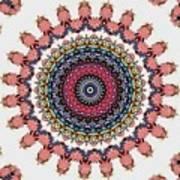 Modern Mandala Art 28 Poster