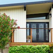 Modern Suburban House Hayward California 27 Poster