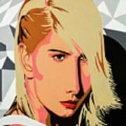 Modigliani Modern Poster