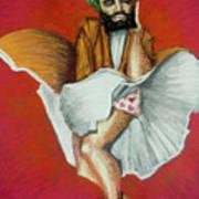 Mohammad Monroe Poster