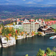 Mohonk Mountain House Poster