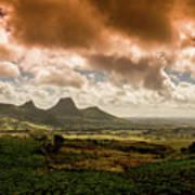 Moka Mountains Poster